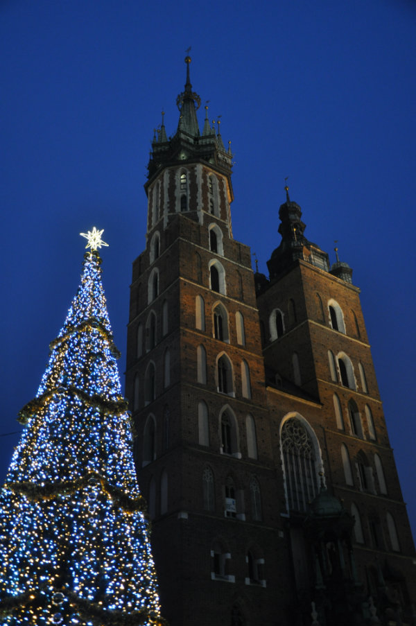 Krakow Weekend Destination Christmas Markets