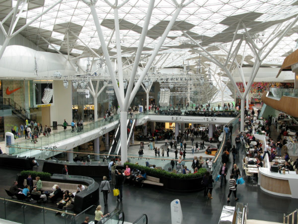 Best Places for Shopping in London Westfield London