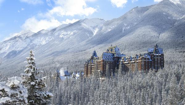 Fairmont Banff