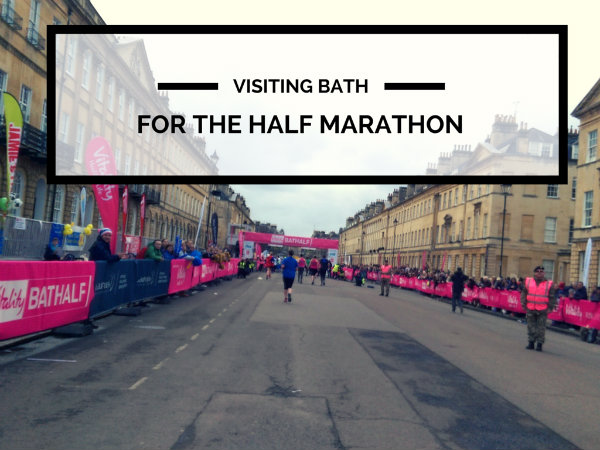 Running the Bath Half Marathon