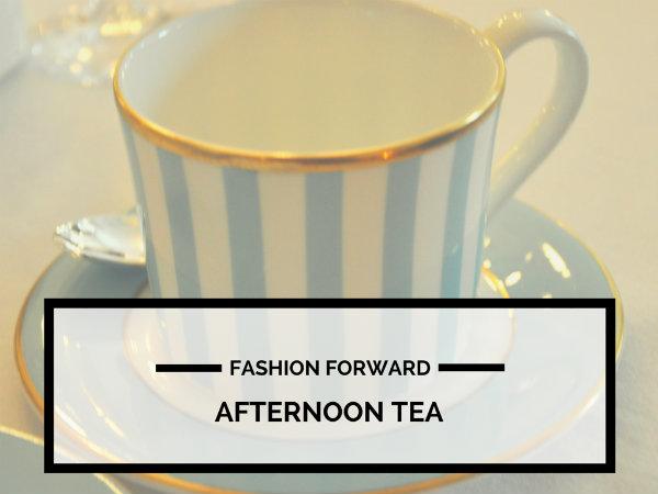 Alexander McQueen Afternoon Tea