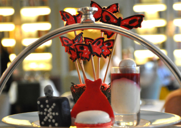 Alexander McQueen Afternoon Tea
