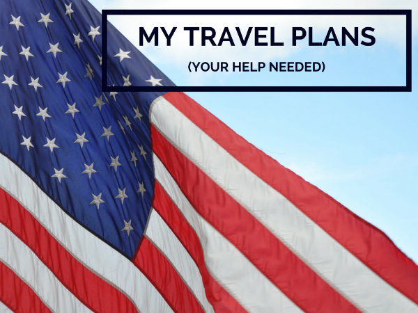 Travel Plans Texas Louisiana Canada
