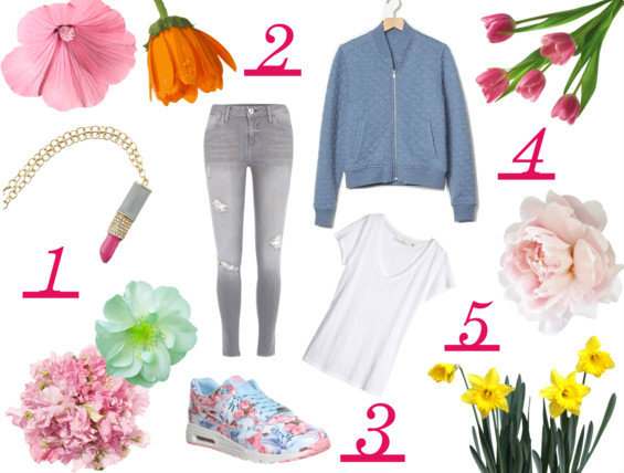 Springtime Stylish Travel
