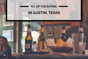Eating in Austin, Texas