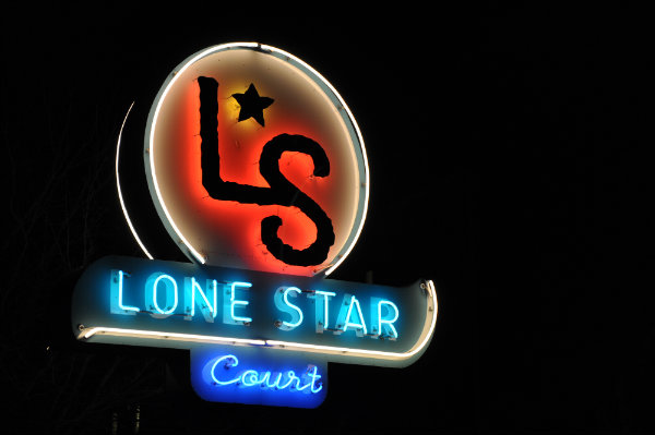Lone Star Court - Austin, Texas