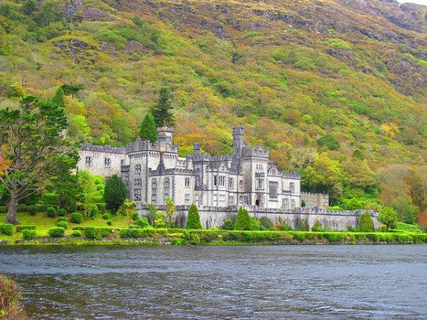 Fairytale Ireland - Kylemore Abbey