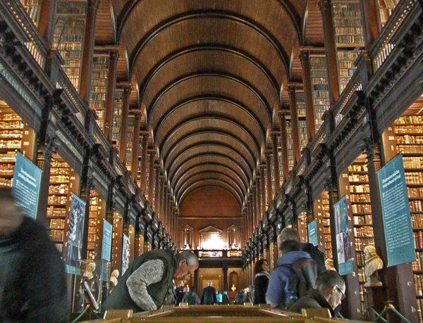 Fairytale Ireland - Trinity Library