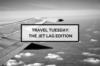 Jet Lag Tips