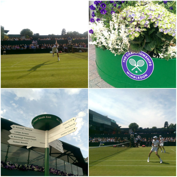 The Queue at Wimbledon: A Beginner's Guide