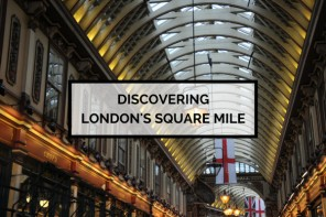 The Square Mile, London