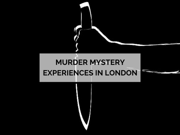Murder Mystery Experiences in London