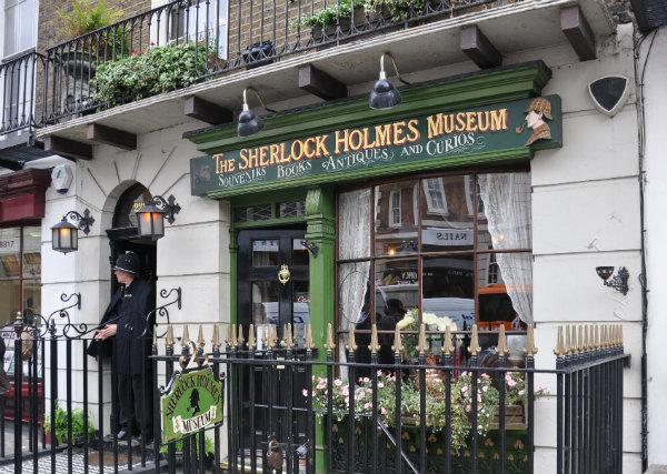 Murder Mystery Experiences in London: Sherlock Holmes Museum