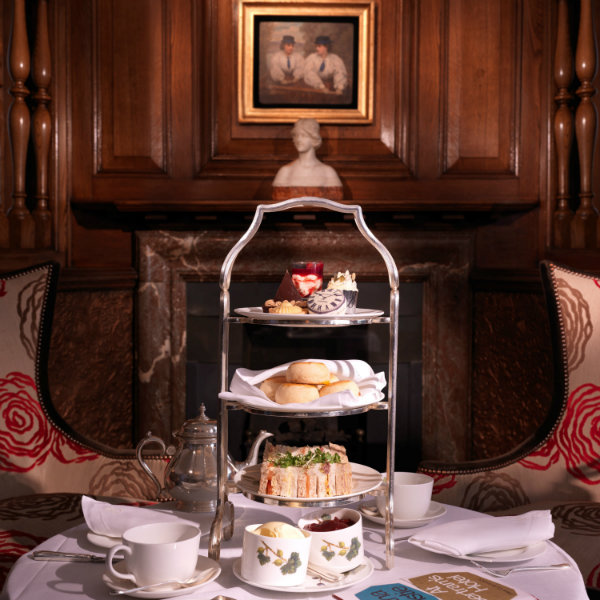Murder Mystery Experiences in London: Agatha Christie Afternoon Tea