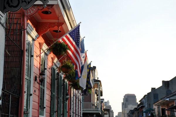 An Afternoon in New Orleans
