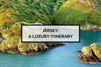 Jersey Luxury Itinerary