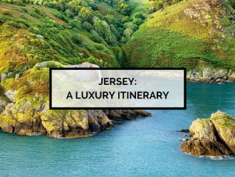 Jersey Luxury Itinerary