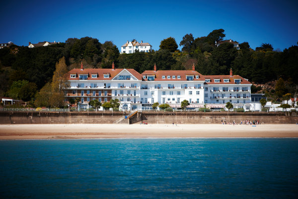 St Brelades Bay Hotel Jersey