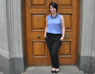Teresita Orillac at London Fashion Week