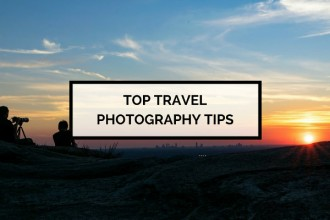 A Different View: Travel Photography Tips