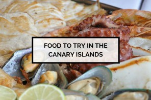 Food you need to try in the Canary Islands