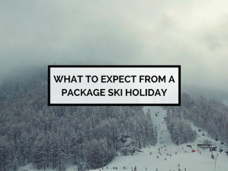What to Expect From a Package Ski Holiday