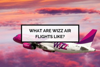 Wizz Air Flights Review