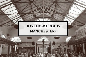 Just how cool is Manchester?