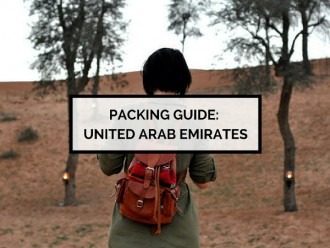 Packing Guide: UAE