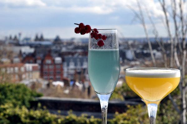 Best Rooftop Bars in London - Kensington Roof Gardens