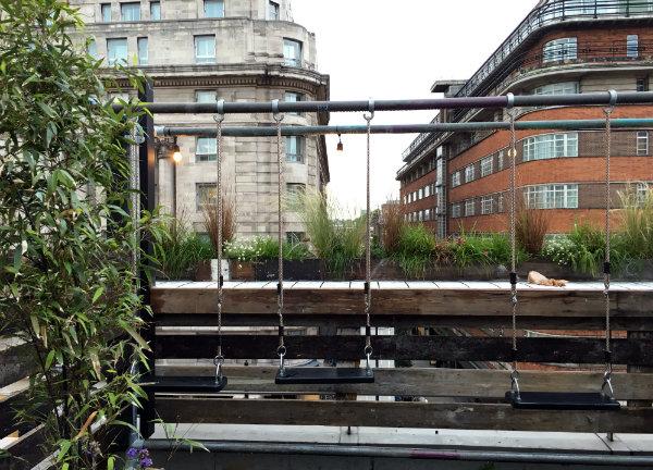 Best Rooftop Bars in London - Notch Swings