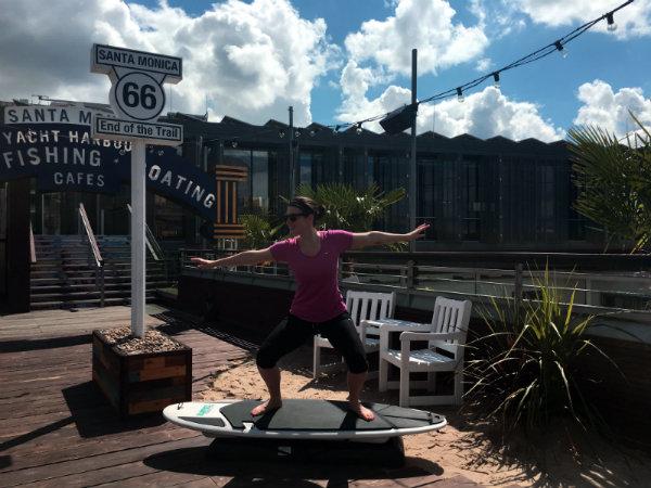 Best Rooftop Bars in London - Santa Monica SkyLounge