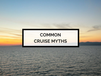 Cruise FAQs and Myths Debunked