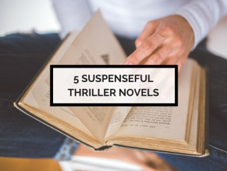 5 Suspenseful Thriller Novels to Read on Holiday