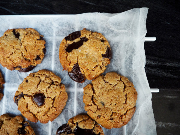 Autumn in London - Paleo Cookies