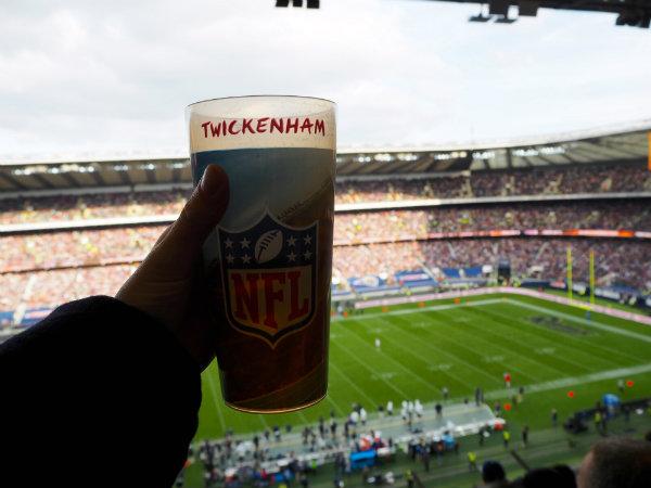 NFL at Twickenham