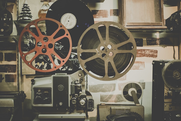 October in London - London Film Festival