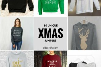 10 Unique Christmas Jumpers You'll Actually Want to Wear