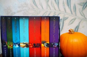Reading the Harry Potter Series Again