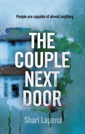 Read in April - The Couple Next Door