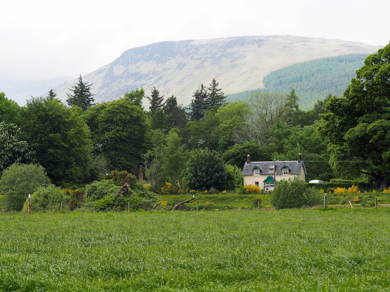 Arran: 24 Hours of Tranquility on a Scottish Isle