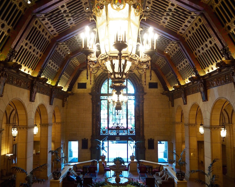 Millennium Biltmore Review: A Downtown Los Angeles Hotel