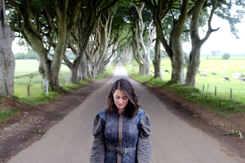 Finding Game of Thrones Locations in Northern Ireland