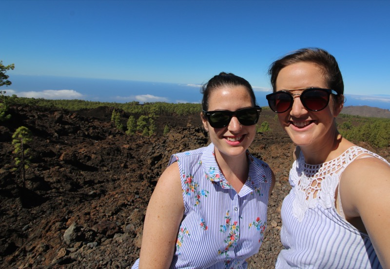 Thoughts I Had in Tenerife - Elle Croft and Monica Stott