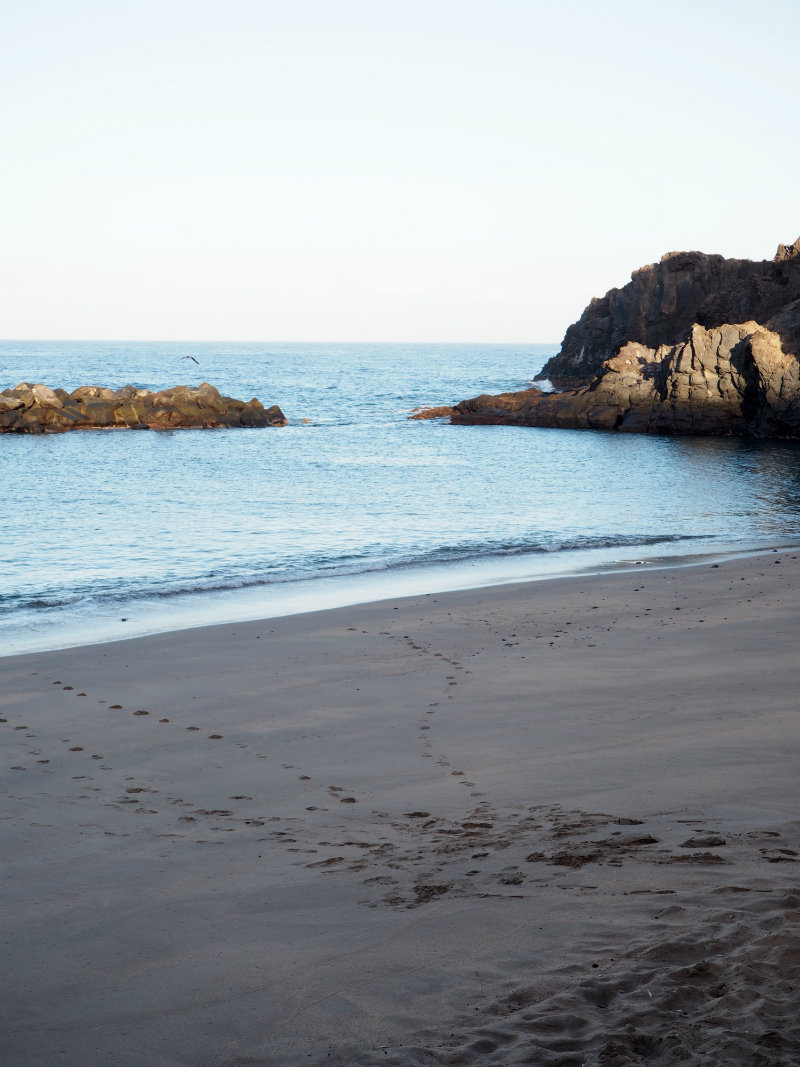 Thoughts I Had in Tenerife - Playa de Abama beach