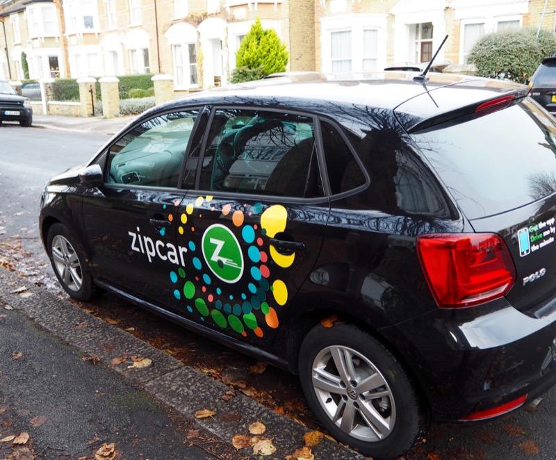 Flex in the City: A Local Adventure with Zipcar Flex