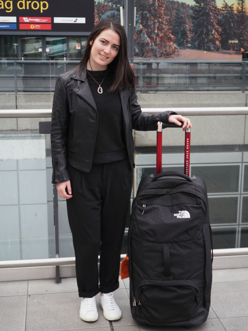 """North Face Longhaul 30"""" Wheeled Luggage: A Review"""