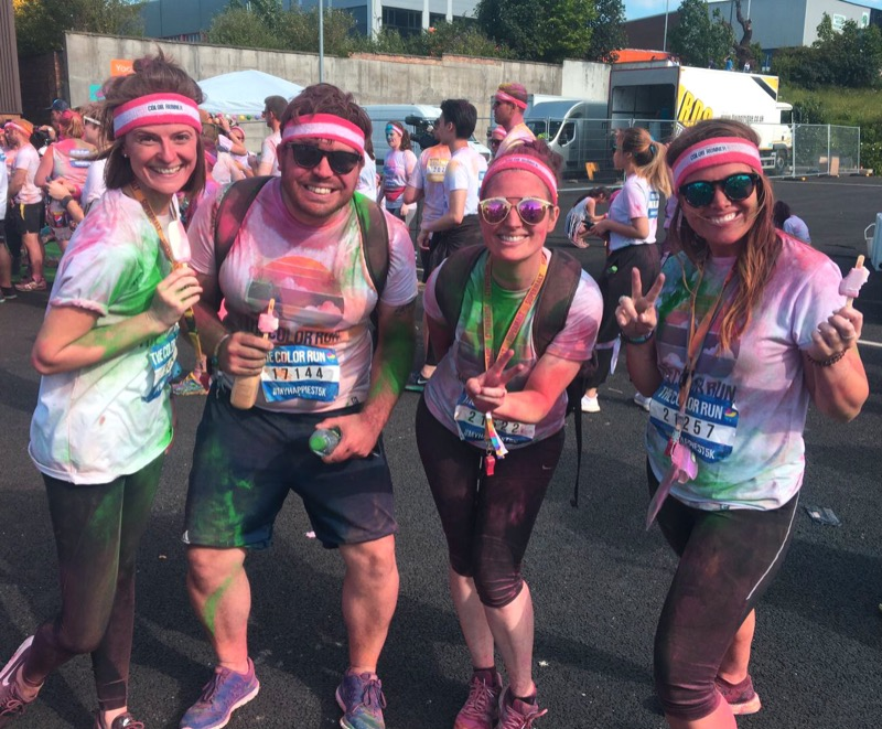 Color Run London Review: What's it Really Like?