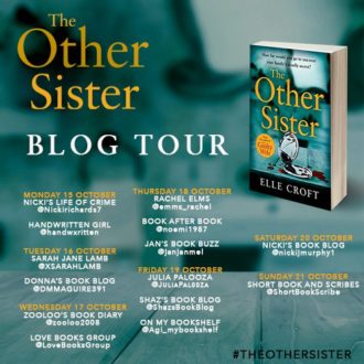 The Other Sister Blog Tour Schedule