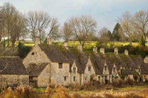 Arlington Row, Bibury - A Day Trip to Oxford and the Cotswolds with Rabbie's Tours